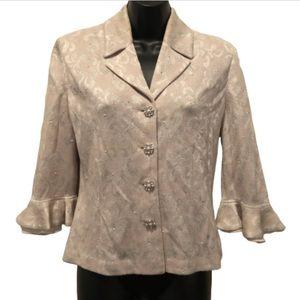 St. John Evening Wear Jacket Size 4
